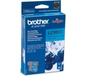 Brother LC-980C Ink Cartridge for DCP-145/165/195/375, MFC-250/290 series