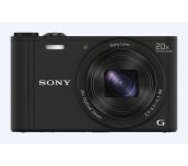 Sony Cyber Shot DSC-WX350 black