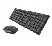 TRUST XIMO Wireless Keyboard & Mouse BG Layout