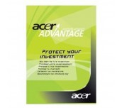 Acer 3Y Carry In, Warranty Extension for Projectors X,V,Z,H,M,K,C Series, Booklet