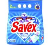 ПРАХ ЗА ПРАНЕ SAVEX 2КГ DIAMOND WHITE