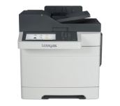 "ВАУЧЕР ""BTS LEXMARK 10 EUR"" + Color Laser Multifunctional Lexmark CX517de 4in1; Duplex; A4; 1200 x 1200 dpi; 4800 CQ;30 ppm; 1024 MB; RADF; 30 cpm; capacity: 250 sheets; USB 2.0; Gigabit LAN;  7'' colour touch screen"