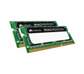Памет Corsair DDR3L,1866MHz 16GB (2 x 8GB) 204 SODIMM 1.35V, Apple Qualified, Unbuffered