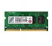 Transcend 4GB 204pin SO-DIMM DDR3L 1600 1Rx8 512Mx8 CL11 1.35V