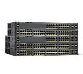 Catalyst 2960-X 48 GigE PoE 740W, 4 x 1G SFP, LAN Base