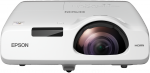 Multimedia Projector  EB-520, Projectors, Short distance/Education,XGA, 1024 x 768, 4:3, 2,700 lumen-1,600 lumen (economy),16,000 : 1, S-Video in, Ethernet interface (100 Base-TX / 10 Base-T), Composite in, Microphone input, USB 2.0 Type B, VGA out, Stere
