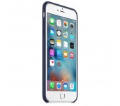 Apple iPhone 6s Plus Silicone Case - Midnight Blue
