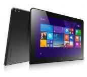 """Lenovo ThinkPad Tablet 10,Intel Atom Z3795(1.59GHz up to 2.39GHz,2MB Cache,4 cores),4GB,128GB e-MMC,10.1"""" WUXGA(1920x1200) Multitouch IPS,3G,Integrated Graphics,Digitizer&Pen,Win 8.1 Pro,1 Year"""