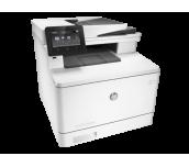 Принтер HP Color LaserJet Pro MFP M377dw Printer+ З Години Безплатна Гаранция при регистрация
