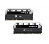 Памет Corsair DDR3, 1600MHz 8GB (2 x 4GB) DIMM, Unbuffered, 9-9-9-24, DOMINATOR® Platinum, 1.5V