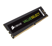 Памет Corsair DDR4, 2133MHZ 8GB (1 x 8GB) 288 DIMM 1.20V, Unbuffered, 15-15-15-36, Intel new Gen and AMD Ryzen motherboards
