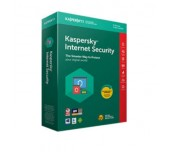 Kaspersky Internet Security 1-Device, 1 year Renewal,Box