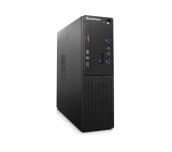 PC Lenovo S510 SFF,Intel Core i5-6400(2.7/3.3GHz,6MB Cache),8GB,256GB SSD,Intel integrated,DVD RW,WiFi AC,BT 4.0,Giga LAN,card reader,180W 85%,RS232,VGA,DP, Win 10 Pro,(keyboard+mouse),3 years