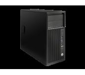 HP Z240 Tower Workstation Intel® Xeon® E3-1225v5  (3.3 GHz, up to 3.7 GHz with Intel Turbo Boost, 8 MB cache, 4 cores) 8 GB DDR4-2133 nECC registered SDRAM (2 x 4 GB) 1 TB 7200 rpm SATA NVIDIA Quadro K620 2GB Slim SuperMulti DVDRW Win 10 Pro 64 Downgrade