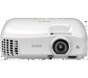 Multimedia Projector EPSON EH-TW5210, Home Cinema/Nogaming, Full HD 1080p, 1920 x 1080, 16:9, Full HD 3D, 2,200lumen-1,500lumen(economy), 2,200lumen - 1,500lumen(economy), 30,000: 1, Cinch audio in, VGA in, Composite in, USB 2.0 Type Mini-B, HDMI i