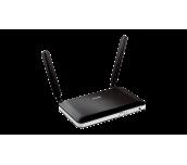 Рутер D-Link DWR-921 4G LTE  2x external, detachable LTE antenna, 4 x FE LAN, 1 x FE WAN маршрутизатор