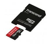 Transcend 128GB micro SDXC UHS-I Premium (with adapter, Class 10)