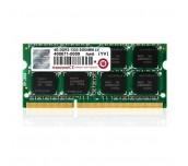 Transcend 4GB 204pin SO-DIMM DDR3 1333 1Rx8 512Mx8 CL9 1.5V
