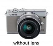 Canon EOS M100 Body, grey
