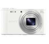 Sony Cyber Shot DSC-WX350 white