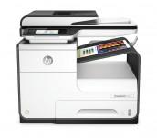 HP PageWide MFP 377dw Printer