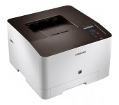 Color Laser Printer Samsung CLP-415N, 18/18 ppm (B&W/Color), 9600x600 dpi, SPL, PCL5Ce, PCL6C, PS3, PDF V1.7 , 250 paper input tray,Hi-Speed USB 2.0 / 10/100/1000 Base Tx
