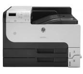 Принтер HP LaserJet Enterprise 700 Printer M712dn A3+  40 ppm  10.5 sec 512 MB max 1 GB800 MHz duplex 10/100/1000 Base TX    100000 стр. / месец