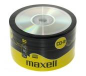 CD-R MAXELL ШРИНК 50БР. 700MB 52X
