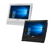 MSI PRO 16T 10M-001XEU, Intel Celeron 5205U, 1.9GHz, 15.6 HD+ 1366x768, Single Touch, Anti-Glare, UMA, DDR4 SO-DIMM 4GB (1x4), up to 32GB, SSD 256GB M.2 PCIE, HDD Caddy, 802.11 AC, BT 5, 2x RJ-45, LPT