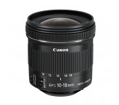 Canon LENS EF-S 10-18mm f/4.5-5.6 IS STM