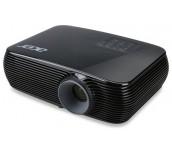 Projector Acer X1126H DLP® 3D Ready, HDMI 3D, Resolution:SVGA (800x600), Format: 4:3, Contrast: 20 000:1, Brightness: 4 000 lumens, Input: HDMI®, HDMI/MHL,  D-sub, RCA, S-video, Acer ColorBoost II+, Acer ColorSafe II, Acer EcoProjection, ExtremeEco lamp l