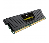 Памет Corsair DDR3, 1600MHz 8GB 1x240 Dimm, Unbuffered, 9-9-9-24, Vengeance Low Profile Heatspreader, Core i7, Core i5 and Core 2/AMD Phenom II - Dual Channel support, 1.5V