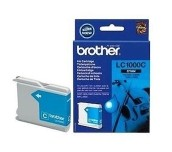 Brother LC-1000C Ink Cartridge for DCP-130/330/540, MFC-240/440/660, DCP-350/560/770, MFC-465/680/885 series