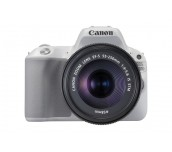 Canon EOS 200D, white + EF-s 18-55mm IS STM