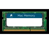 Памет Corsair DDR3, 1066MHz 4GB (1 x 4GB) 204 SODIMM, Apple Qualified, Unbuffered