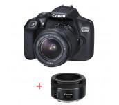 Canon EOS 1300D PORTRAIT KIT (EF-s 18-55 mm DC III + EF 50mm f/1.8 STM)