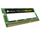 Памет Corsair DDR3L, 1600MHZ 8GB (1 x 8GB) 204 SODIMM 1.35V (low voltage), Unbuffered