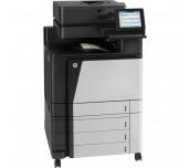 Принтер HP Color LaserJet Enterprise flow MFP M880z