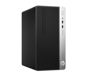 HP ProDesk 400 G4 MT Intel Core i37100 with HD Graphics 630 4 GB DDR4-2400 SDRAM (1 x 4 GB) 500 GB HDD 7200 rpm DVD/RW Windows 10 Pro 64,1 year warranty