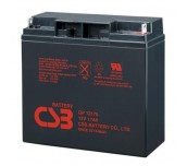 CSB - Battery 12V 17Ah