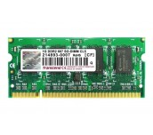 Transcend 1GB 200pin SO-DIMM DDR2 PC667 CL5 Gold Lead
