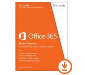 Office 365 Home Premium 32-bit/x64 English Subscr 1YR Eurozone Medialess
