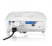 BenQ TH671ST Short Throw, DLP, 1080p, 3000 ANSI Lumens, 10 000:1, VGA, HDMI, USB, Speaker, 3D Ready