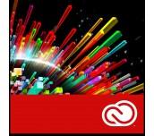 Adobe Creative Cloud for teams 1 user 1 year