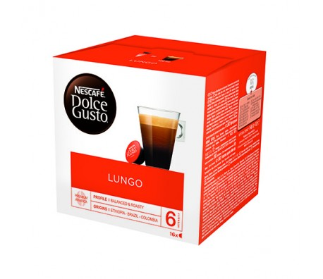 NESCAFE DOLCE GUSTO LUNGO 16БР.