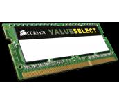 Памет Corsair DDR3L, 1600MHZ 16GB (2 x 8GB) 204 SODIMM 1.35V, Unbuffered