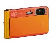 Sony Cyber Shot DSC-TX30 yellow