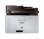 Laser Color MFP Samsung SL-C460FW Print/Scan/Copy/Fax, Print 18/4 ppm Res. 2400x600 Scan Res. 4,800 x 4,800dpi(Enhanced), Copy 18/4 cpm. Res. 600x600 128 MB, SPL-C, 150 paper input tray, ADF, Hi-Speed USB 2.0, Ethernet 10/100 Base-TX, IEEE 802.11 b/g/n