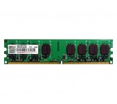 Transcend 2GB 240pin DIMM DDR2 PC800 Gold Lead