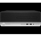 HP ProDesk 400 G4 SFF Intel Core i3- 6100 RAM 4GB (1x4GB) DDR4 2400 MHz DVD/WR 500GB 7200RPM HDD Windows 10 Pro downgrade to Windows 7 Pro 64 1 year warranty
